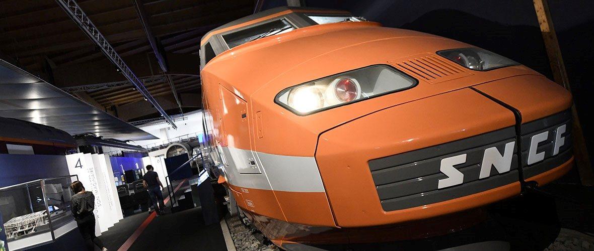 La grande vitesse a désormais son espace à la Cité du train   M+ Mulhouse
