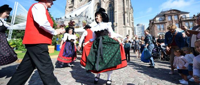 Bienvenue au village alsacien de Mulhouse!