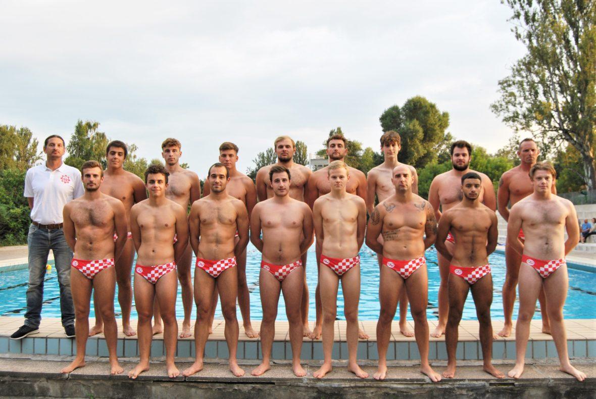Mulhouse Water-polo [National 1 masculin] MULHOUSE - CN LIVRY-GARGAN