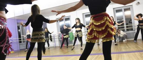 Yamina Ringenbach, la danse dans le ventre