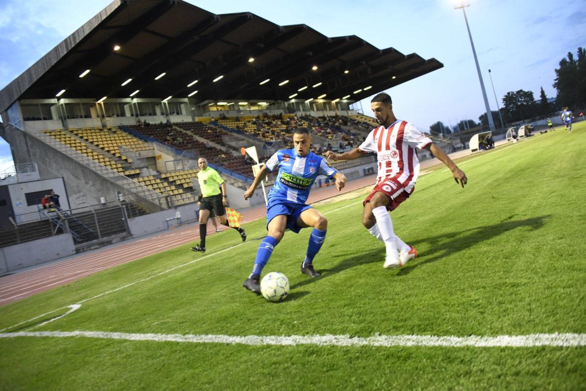 FCM [Football National 3] Mulhouse-Illkirch Graffenstaden