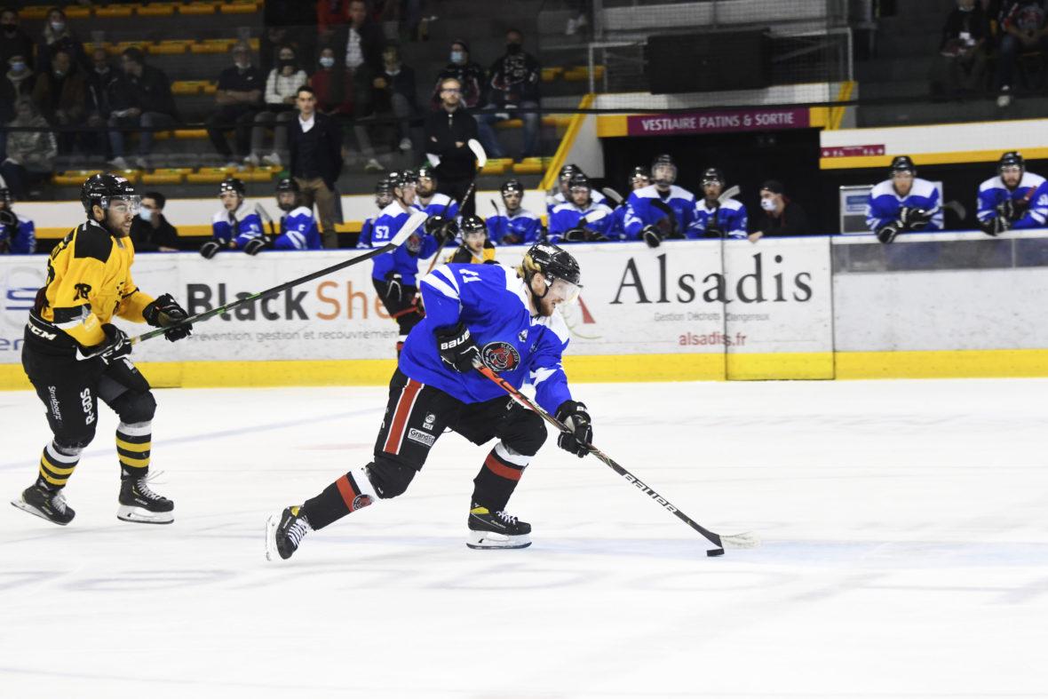 Scorpions [Hockey sur glace Ligue Magnus] Mulhouse-Briançon