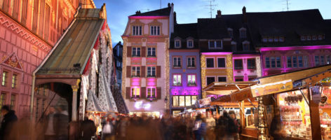 Le Marché de Noël de Mulhouse se réinvente, pour son grand retour