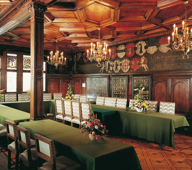 """Conférence """"Les Rothschild, une dynastie européenne"""""""