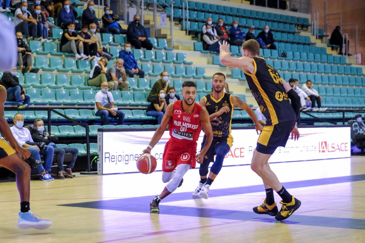 [Basket Ball Nationale 1] MBA - Kaysersberg