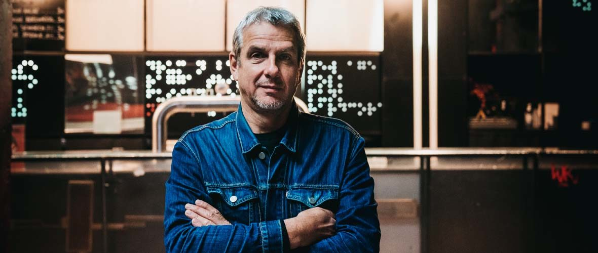 Olivier Dieterlen, directeur du Noumatrouff: «La musique, c'est du lien social!»   M+ Mulhouse