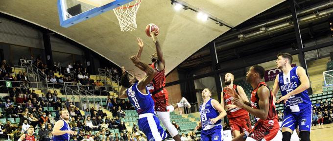 Basket: objectif Pro B pour le MBA