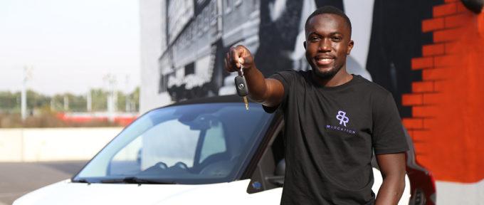 Entreprise: ça roule pour Ibrahima Diabira