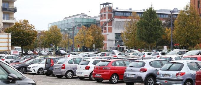 Evolution des abonnements de stationnement pour les étudiants et les professionnels